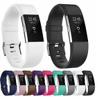 For Fitbit Charge 2 Replacement Smart Watch Bands Strap Bracelet Wrist Band S/L image