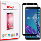 For Asus Zenfone Max Pro M1 Full Coverage Full Glue Tempered Glass Protector