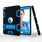 Hybrid Heavy Duty Protective Case Cover For Apple New iPad 9.7'' 2018 6th Gen
