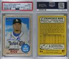2017 Topps Heritage Minor League Edition ROA-FRI Francisco Rios Auto Rookie Card <br/> Fulfilled by COMC - World&rsquo;s largest consignment service