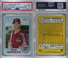 2017 Topps Heritage Minor League Edition Blue 20 Kevin Newman PSA 10 GEM MT Card <br/> Fulfilled by COMC - World&rsquo;s largest consignment service