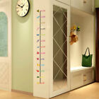 Removable 3D Height Chart Measure Kids Growth Wall Sticker D