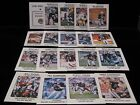 1989 Los Angeles Raiders NFL Franchise Cards ... Whole Team Set, or Singles