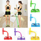 Pedal Resistance Latex Band Fitness Exercise Yoga Gym Body Stretch Arms Legs image