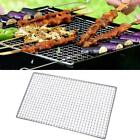 BBQ Heat Resistance Barbecue Grill Replacement Mesh Wire Net Outdoor Cook