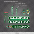 Benotto Bicycle Stickers - Decals - Transfers