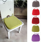 Pop Dining Garden Patio Kitchen Home Office Decor Chair Seat Tie Pads Cushion US