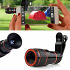 12X Optical Mobile Camera Lens Zoom Telescope Len For iPhone Samsung HTC Phone