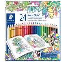 24 Staedtler Colouring Pencils for Drawing, Artist Colour Set, Adult, Kid & Pro