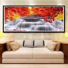 Colorful Garden Pictures DIY Diamond Painting Mosaic Art DIY Crystals Home Decor