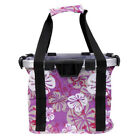 Foldable Basket Cycling Front Bicycle Carrier Handlebar Bag Quick Release Basket