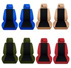Car Seat Covers 2015-2017 Toyota Camry Front Set Princess Design 22 Colors ABF