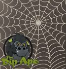 HYDROGRAPHIC FILM HYDRO CLEAR SPIDER WEB WATER TRANSFER DIP APE