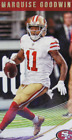 2018 Marquise Goodwin 49ers Assorted  Cards......  use the drop down menu