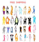 Xmas Unisex Adult Pajamas Kigurumi Onesie8Cosplay Costumes Animal Jumpsuits