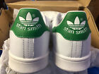 9 Yellowing adidas Originals Stan Smith Shoes Running White Fairway M20324 Green