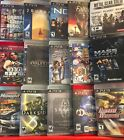 Playstation 3 Games Pick & Choose Lot PS3 Cleaned & Tested Buy 2+ $1 off ASK ME