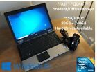 """HP 6530b 14"""" Windows 10 - *QUALITY* Student & Office Laptop 