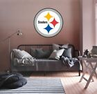 Pittsburgh Steelers Color Vinyl Sticker on eBay