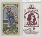 2011 Topps Gypsy Queen Mini Red Back #296 Ty Cobb Philadelphia Athletics Card