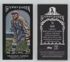 2011 Topps Gypsy Queen Mini Black Border 296 Ty Cobb Philadelphia Athletics Card