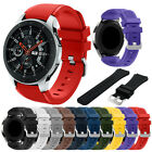 Silicone Sprots Band Strap Replacement Wristband For Samsung Galaxy Watch 46mm image