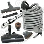 30' Central Vacuum Electric Powerhead Nozzle Kits Wessel Werk EBK360 Fits ALL