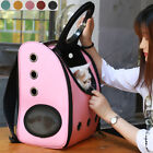 Portable Carrier Space Capsule Backpack Dog Cat Knapsack Multi Air Vent Handbag