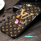 New 45LV Unicorn 46LouisVuitton Cover For iPhone XR XS MAX Samsung iPod Case