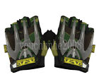 TACTICAL HUNTING HALF FINGER GLOVES RACE RIDDING CLIMBING GLOVE MULTI COLORS