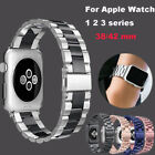 Stainless Steel Replacement Band Strap For Apple Watch Series 3 2 1 38mm/42mm image