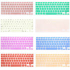"""Keyboard Soft Case for MacBook Air 13"""" 15"""" 17"""" inch Cover Protector Silicone"""