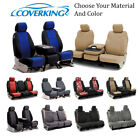 DELETE ME? Coverking Custom Front, Middle, and Rear Seat Covers For Volvo XC90