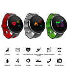 Smart Bracelet Waterproof Sports Watch Health Tracker Step Calorie Counter Q8Pro