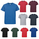 JERZEES SCHOOLGEAR KIDS BOYS GIRLS CLASSIC COTTON SHORT SLEEVE T-SHIRT TEE 180B