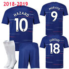 2018-2019 Football Kits Soccer Jersey Suits Training Shirts For Kids Adults SML