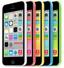 Apple iPhone 5C 16GB  White Blue Green Pink Yellow Unlocked Smartphone