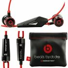 Genuine Monster Beats by DrDre iBeats urbeats   In Ear Headphones Black / White