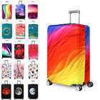"""18""""-32"""" Elastic Suitcase Cover Luggage Protector Spandex Dust-proof Anti scratch"""