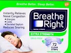 Breathe Right Clear Nasal Strips Extra-Strength Drug-Free