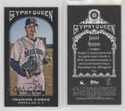 2011 Topps Gypsy Queen Mini Black Border #337 Jason Vargas Seattle Mariners Card