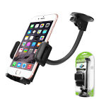 Universal Windshield Dashboard Car Mount for Smartphones iPhone Galaxy Note S9+