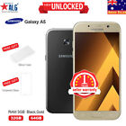 New Samsung Galaxy A5 A520f 2017 Lte 4g Mobile 32gb 1yr Wty In Sealed Box