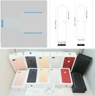 iPhone 7 7 Plus Empty Retail Box Option of Accessories+ Screen Seal & Box Seal