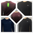 MEN'S HUGO BOSS CREW NECK LONG SLEEVE JUMPER