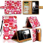 Leather Wallet Stand Flip Case Cover For Various Leagoo SmartPhones + strap