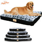 Waterproof Jumbo XL Pet Bed for Large Dog Orthopedic Mattress w/ Removable Cover