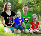Disney Family Christmas Vacation Customized Matching-Add family names to shirts! image