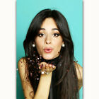 Z-1503 New Camila Cabello Custom Pop music Beauty Singer Star Poster Art Decor