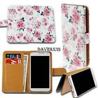 Leather Smart Stand Wallet Case Cover For Various Kyocera SmartPhones